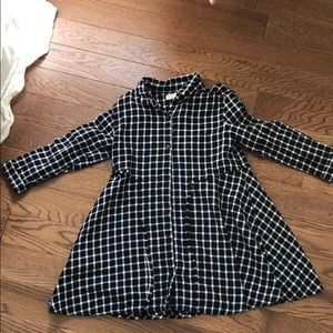 Zara girls long sleeve dress size 6